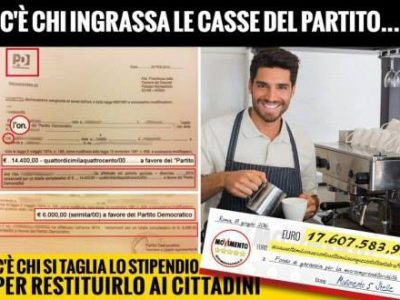 MICROCREDITO GRAZIE AL MOVIMENTO 5 STELLE …
